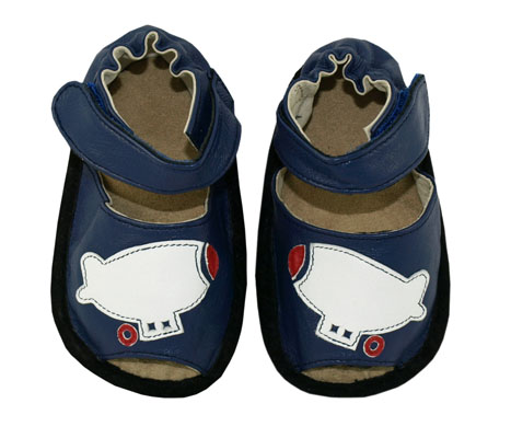 blimp baby sandals - discontinued