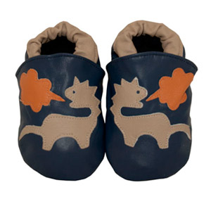 dragonheart baby shoes