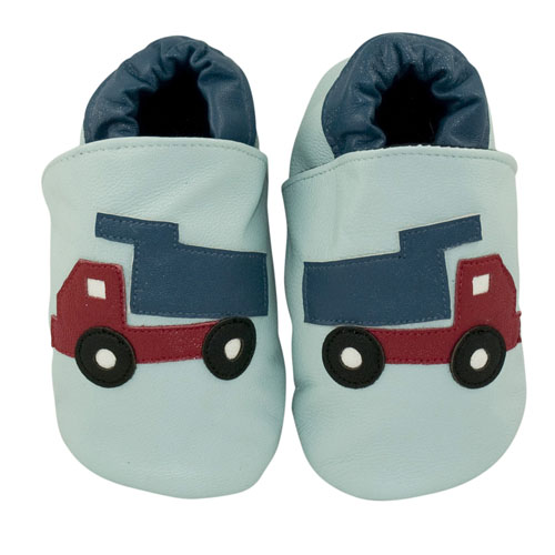 dumper baby shoes