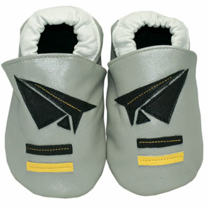 fly high boys baby shoes