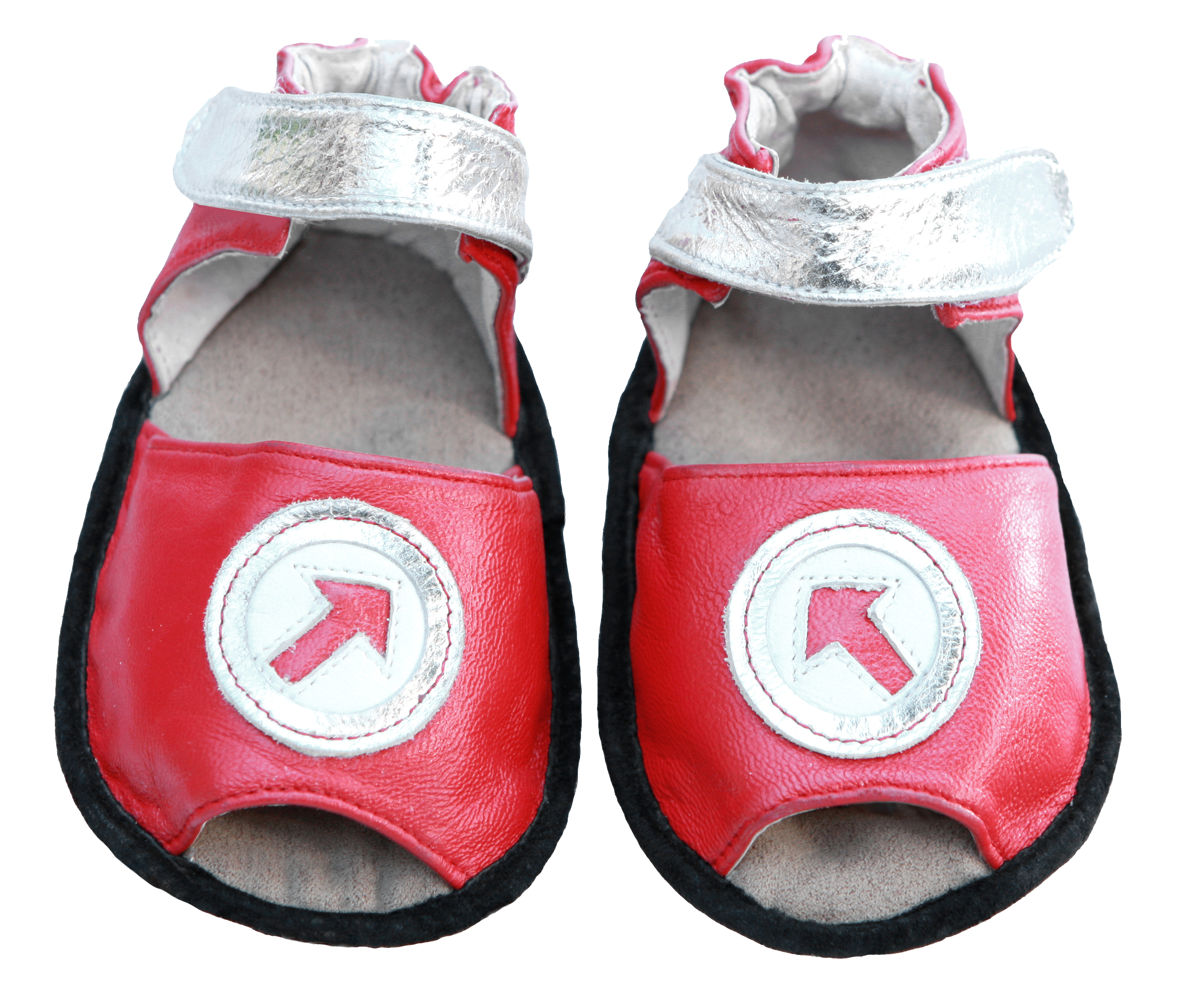 right on target baby sandals - discontinued